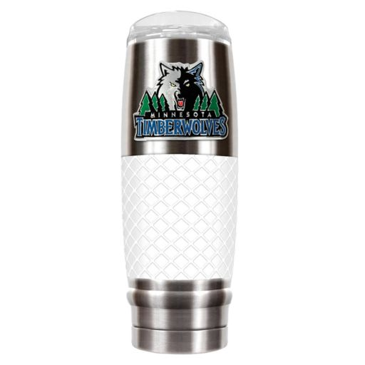 Minnesota Timberwolves 30-Ounce Reserve Stainless Steel Tumbler