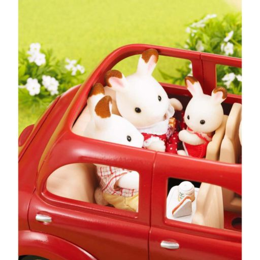 Calico Critters Cherry Cruiser Set