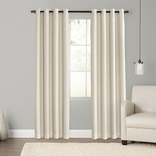 SONOMA Goods for Life™ Blackout 1-Panel Irvine Stripe Window Curtain