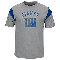 Big & Tall Majestic New York Giants Team Tee