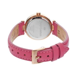 Juicy Couture Women's Cali Leather Watch