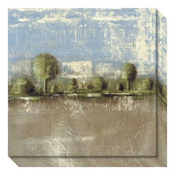Toscano Plain Landscape Canvas Wall Art
