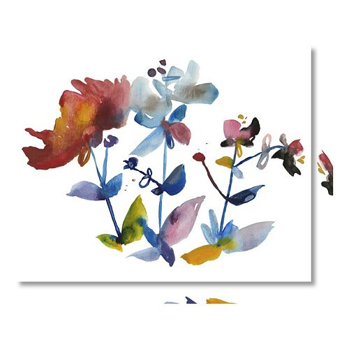 Nouveau Boheme Canvas Wall Art