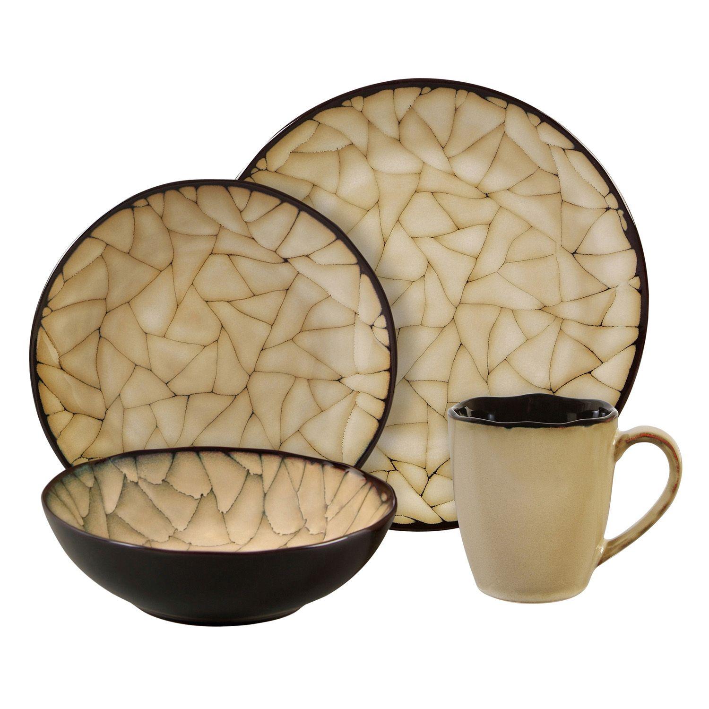 Sale  sc 1 st  Kohlu0027s & Pfaltzgraff Everyday Java 16-pc. Dinnerware Set