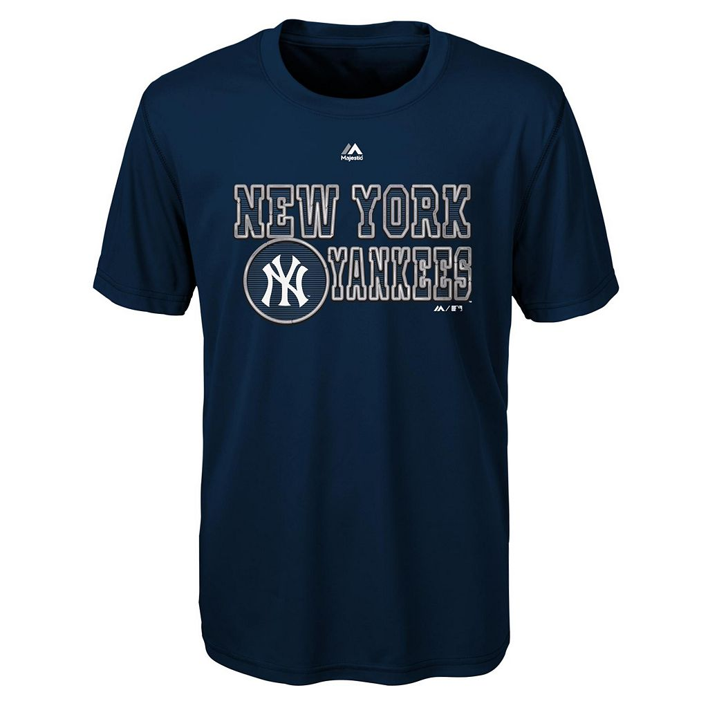Boys 4-7 Majestic New York Yankees Show Time Tee