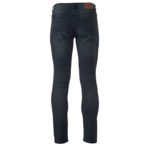 Men's Dusted Straight-Leg Stretch Jeans