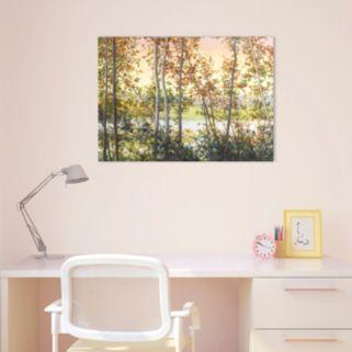 Amanti Art Autumn Shady Canvas Wall Art