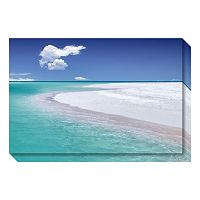 Amanti Art Tropical Simplicity Canvas Wall Art