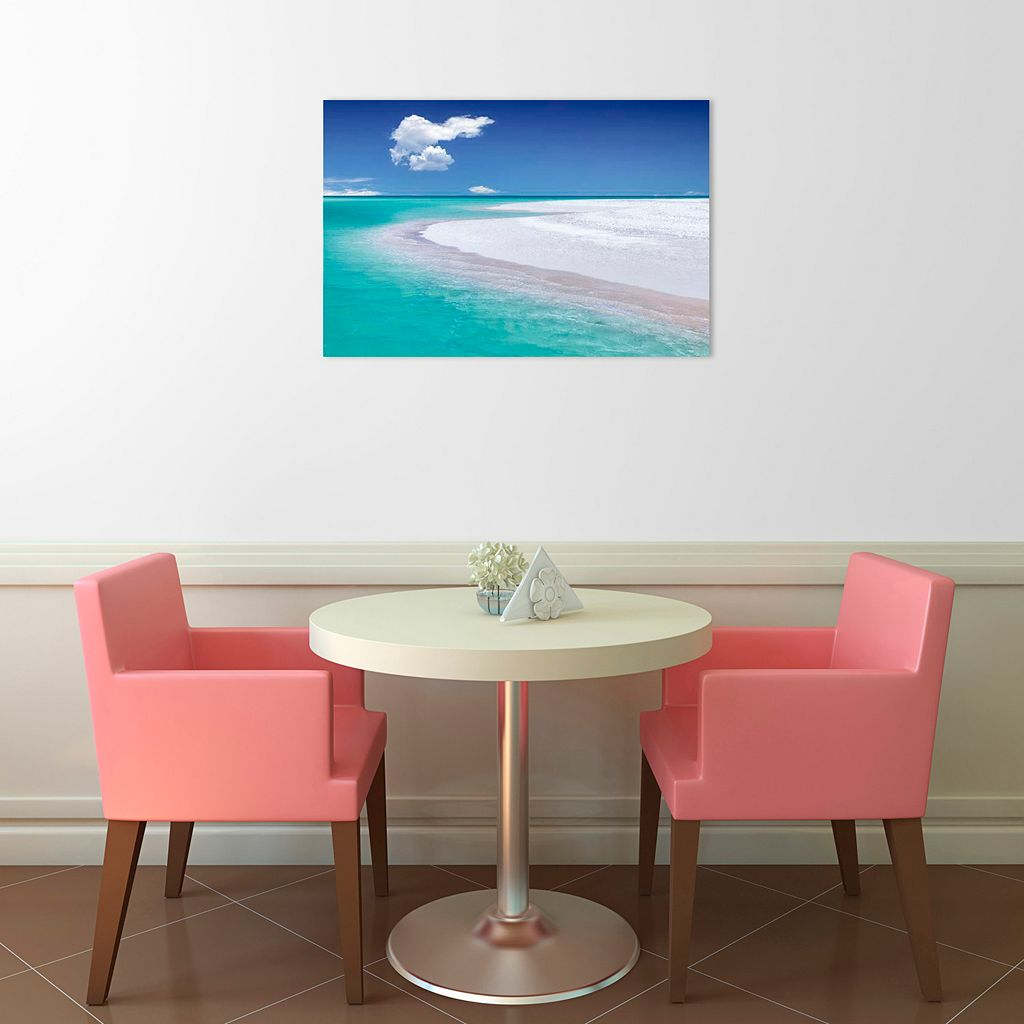Amanti Art Tropical Simplicity Canvas Wall Art