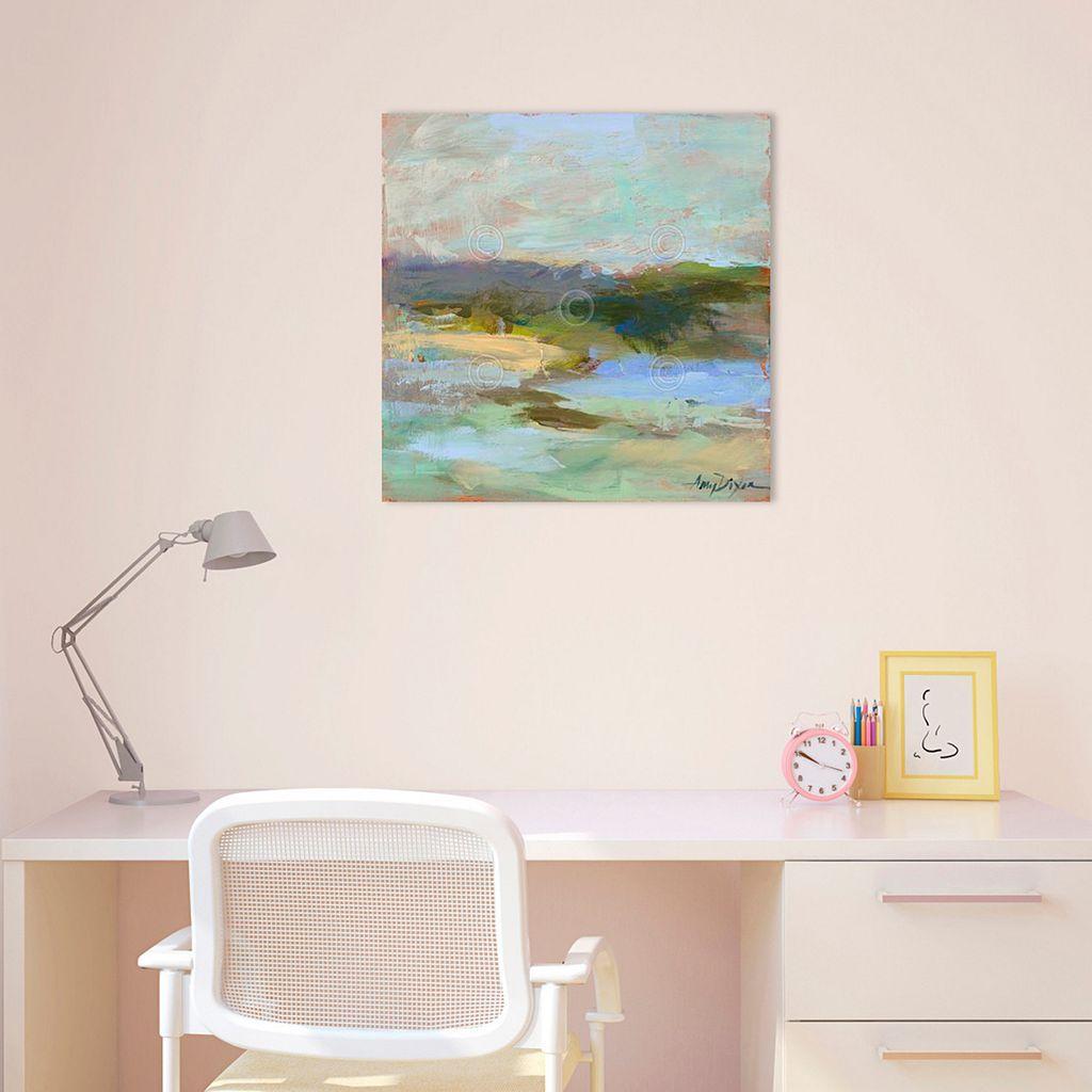 Amanti Art From Afar Canvas Wall Art