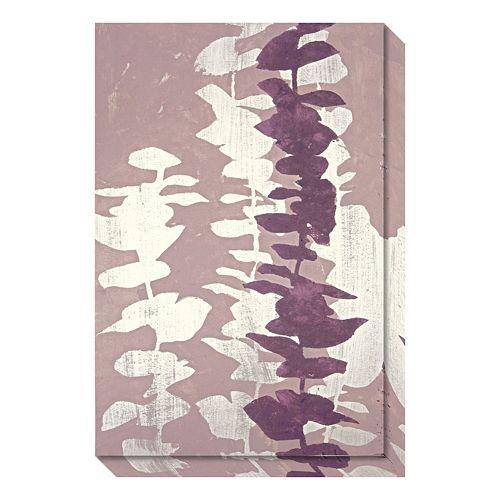 Amanti Art Eucalyptus - Roseberry Canvas Wall Art