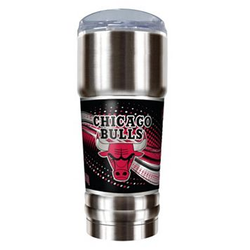 Chicago Bulls 32-Ounce Pro Stainless Steel Tumbler