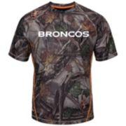Big & Tall Majestic Denver Broncos The Woods Camo Tee
