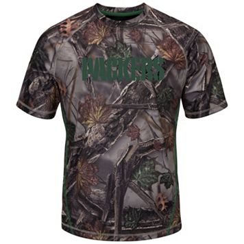 Big & Tall Majestic Green Bay Packers The Woods Camo Tee