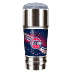 Detroit Pistons 32-Ounce Pro Stainless Steel Tumbler