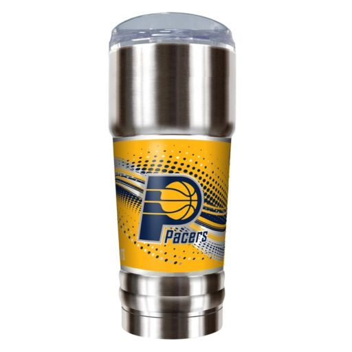 Indiana Pacers 32-Ounce Pro Stainless Steel Tumbler