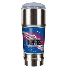 Los Angeles Clippers 32-Ounce Pro Stainless Steel Tumbler