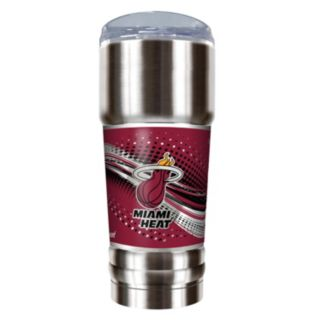 Miami Heat 32-Ounce Pro Stainless Steel Tumbler
