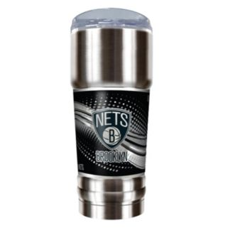 Brooklyn Nets 32-Ounce Pro Stainless Steel Tumbler