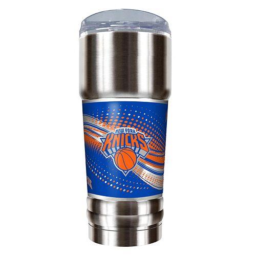 New York Knicks 32-Ounce Pro Stainless Steel Tumbler