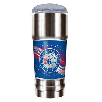 Philadelphia 76ers 32-Ounce Pro Stainless Steel Tumbler