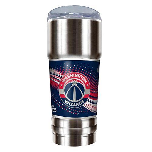 Washington Wizards 32-Ounce Pro Stainless Steel Tumbler