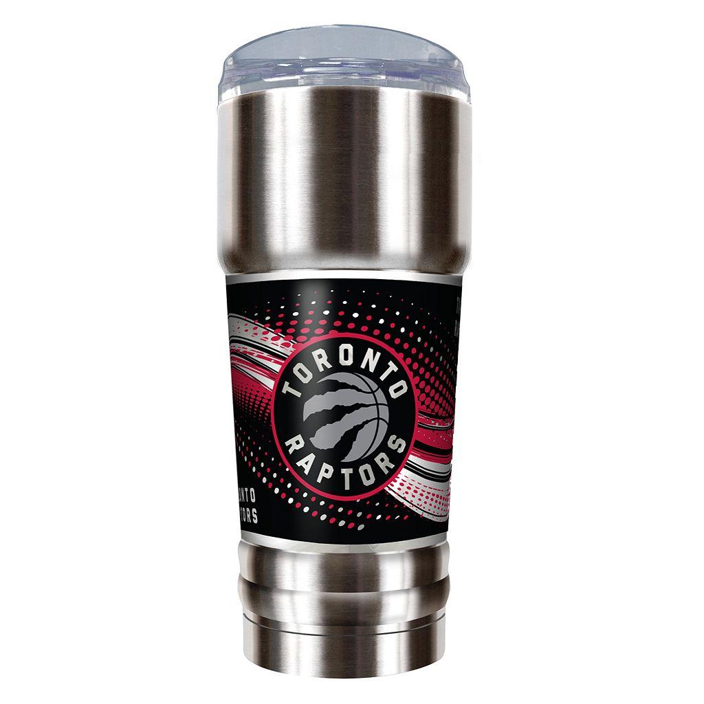 Toronto Raptors 32-Ounce Pro Stainless Steel Tumbler