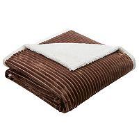 Premier Comfort Williams Corduroy Plush Blanket