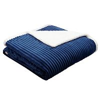 Premier Comfort Williams Corduroy Plush Blanket