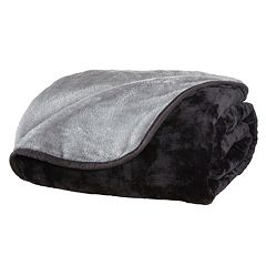 Grand Collection Reversible Plush Throw