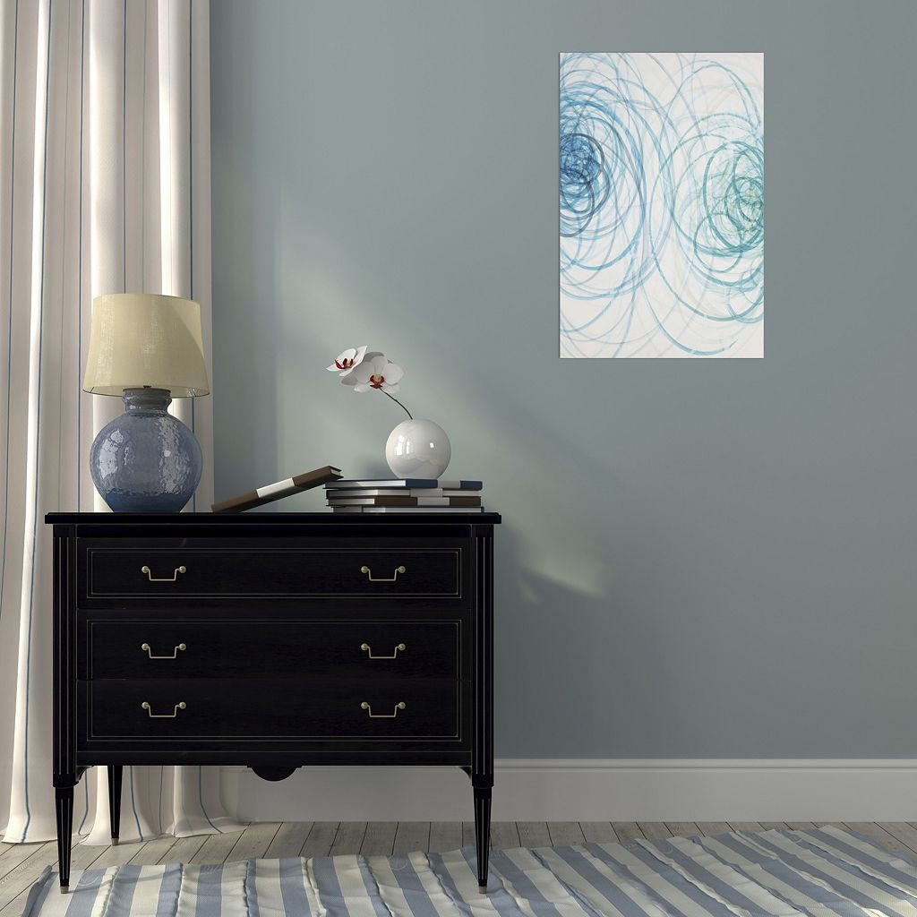 Amanti Art Calm Waters Canvas Wall Art