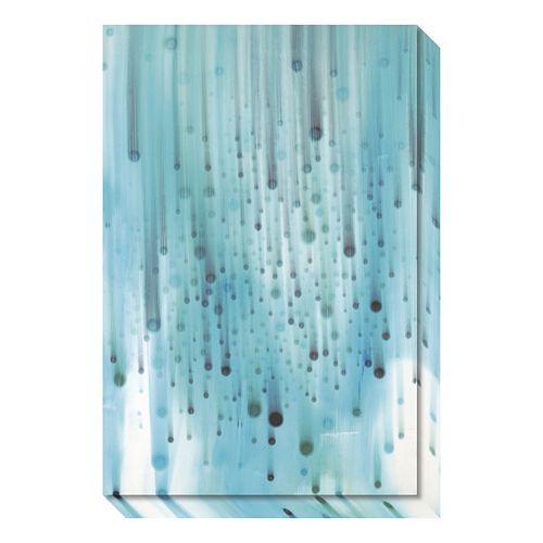 Amanti Art Rain Canvas Wall Art