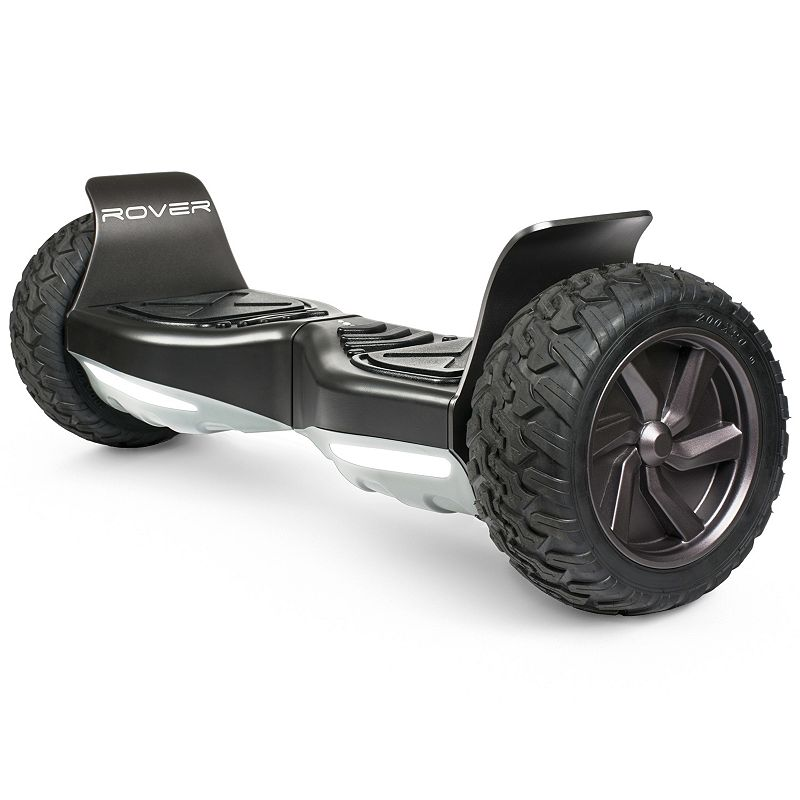 Halo Rover All-Terrain Self-Balancing Scooter, Black