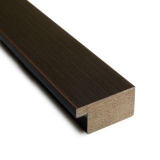 Brown Framed Medium Dry Erase Board Wall Decor