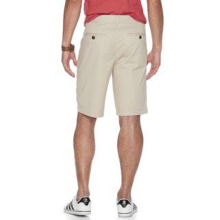 Men's Urban Pipeline® Flat-Front Ultimate Flex Twill Shorts