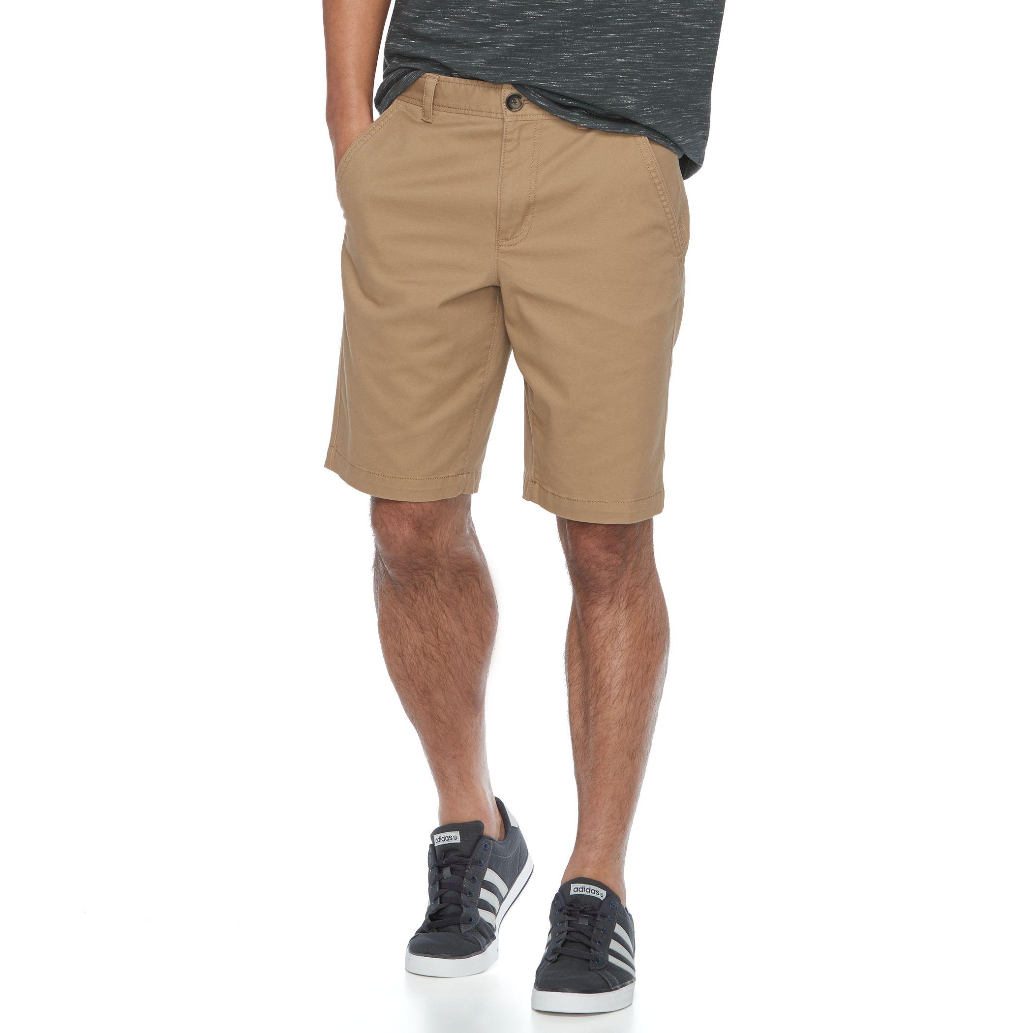 Kohls Khaki Shorts