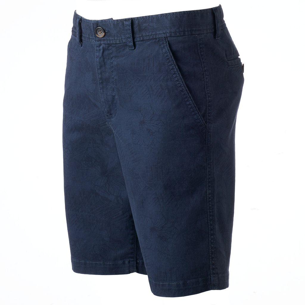 Men's Urban Pipeline® Ultimate Flex Floral Twill Shorts