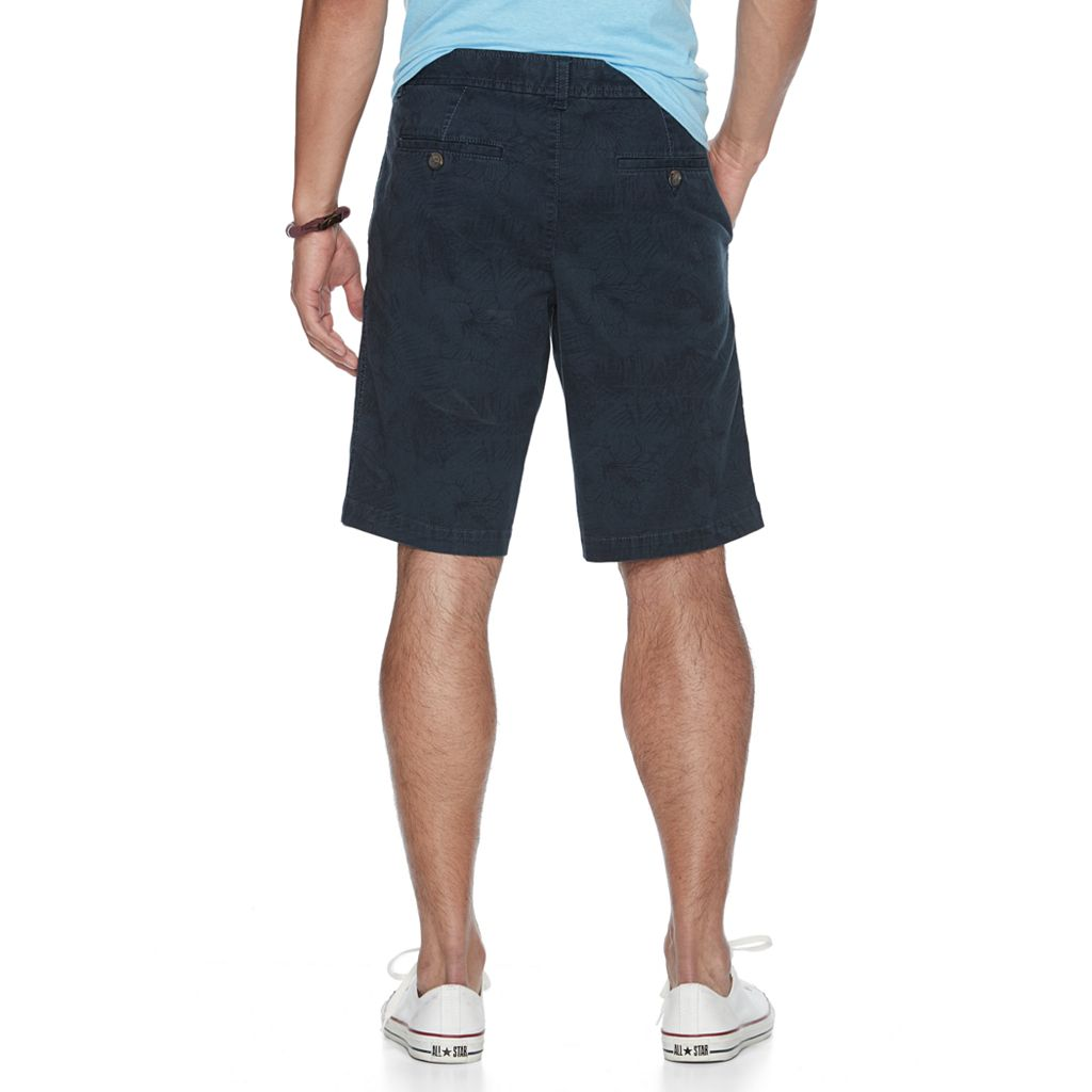 Men's Urban Pipeline® Ultimate Flex Floral Twill Shorts