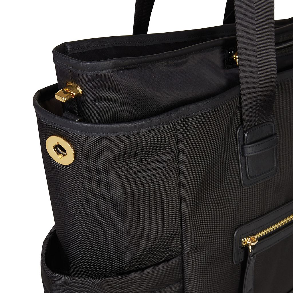 Skip Hop Chelsea 2-in-1 Downtown Chic Diaper Tote