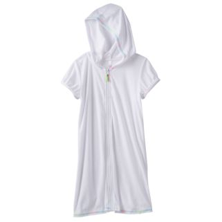 Girls 4-16 SO® French Terry Swimsuit Cover-Up