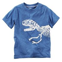 Boys 4-8 Carter's Dinosaur Skeleton Graphic Tee