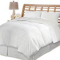 Kathy Ireland 600 Thread Count European Goose Down Comforter