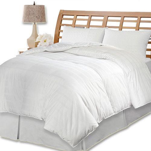 Kathy Ireland 600 Thread Count European Goose Down Comforter