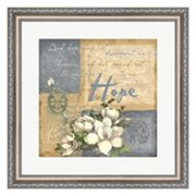 Metaverse Art Hope Framed Wall Art