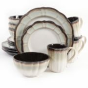 Gibson Elite Mableton 16-pc. Dinnerware Set