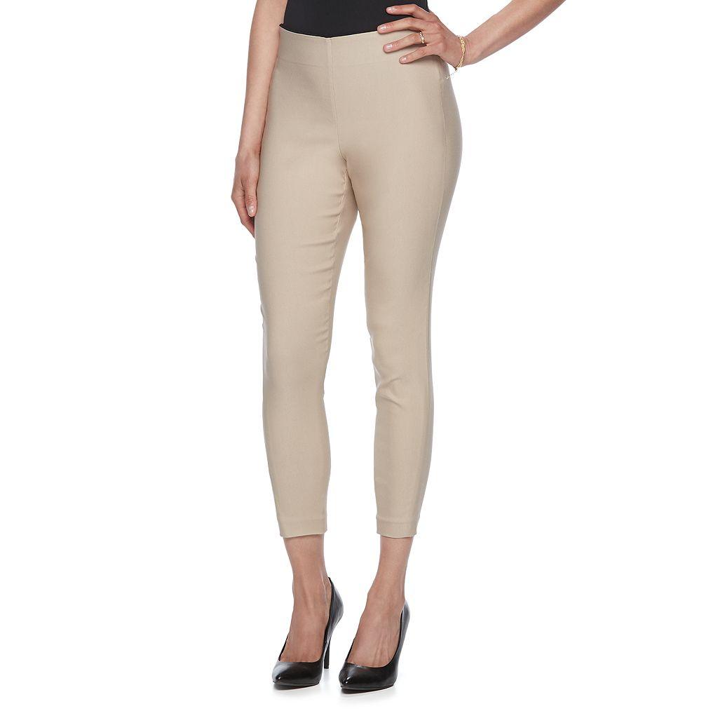 Women's ELLE™ Pull-On Ankle Dress Pants