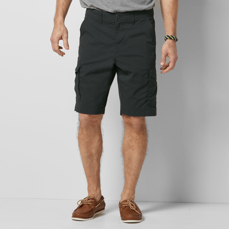 Mens Black Dress Shorts