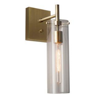 Adesso Dalton Tubular Edison Bulb Wall Lamp