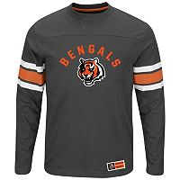 Big & Tall Majestic Cincinnati Bengals Power Hit Tee