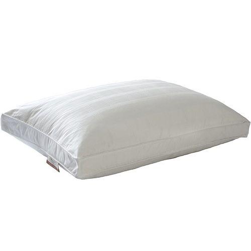 Kathy Ireland 600 Thread Count Window Pane Goose Down Pillow